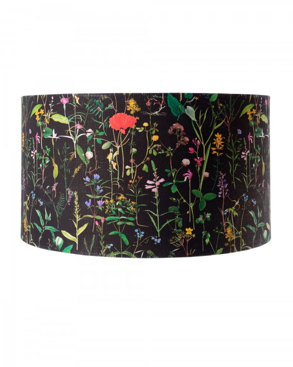 AQUAFLEUR Anthracite Lampshade