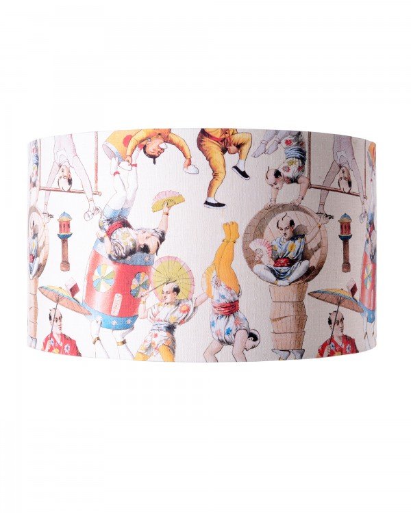 ASIAN CIRCUS Lampshade