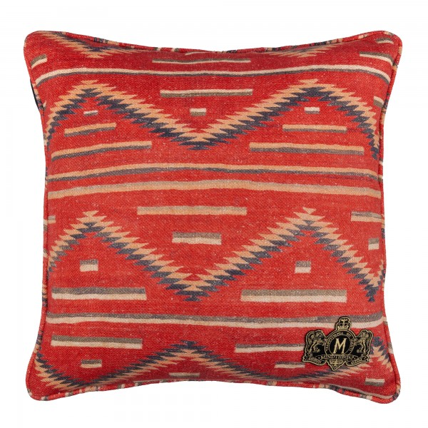 EYEDAZZLER Linen Cushion