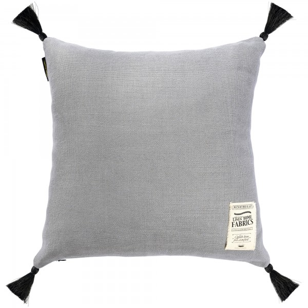 FROST GREY Linen Cushion