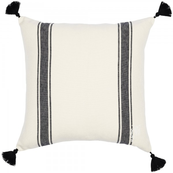 HAJDU Stripe Heavy Linen Cushion