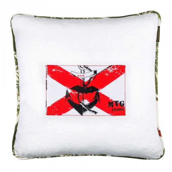 NAVAL FLAG II Cushion