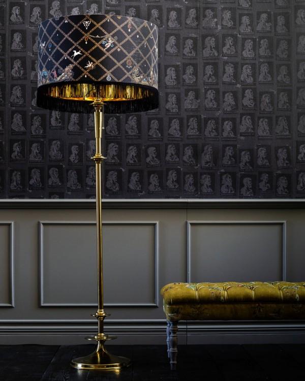 PRECIOUS LIFE REGENCY Floor Lamp