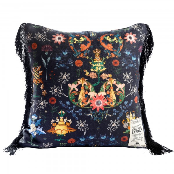 TRANSYLVANIA FOLK Linen Cushion