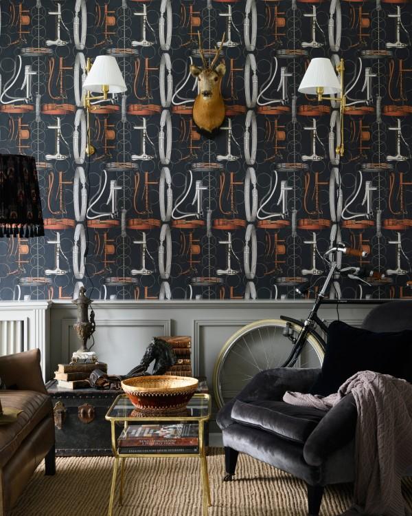 EQUESTRIAN EQUIPMENT Dark Wallpaper