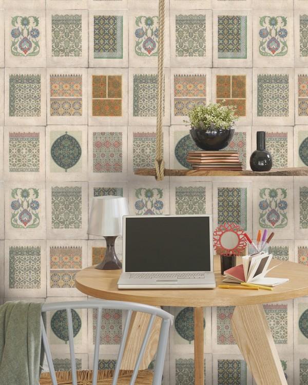 ARABESQUE Premium Wallpaper