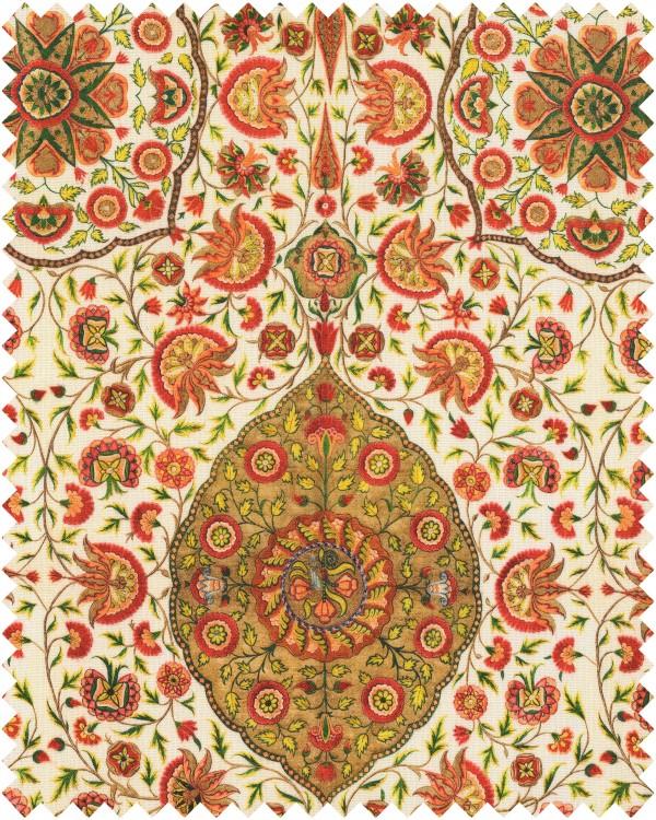 CSARDAS Linen Sample