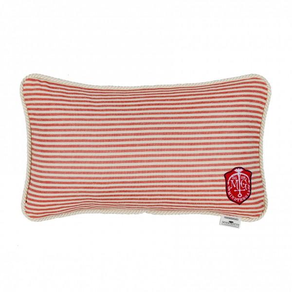 RHUBARB Stripe Cushion
