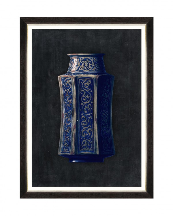 ARABIAN VASES I Framed Art