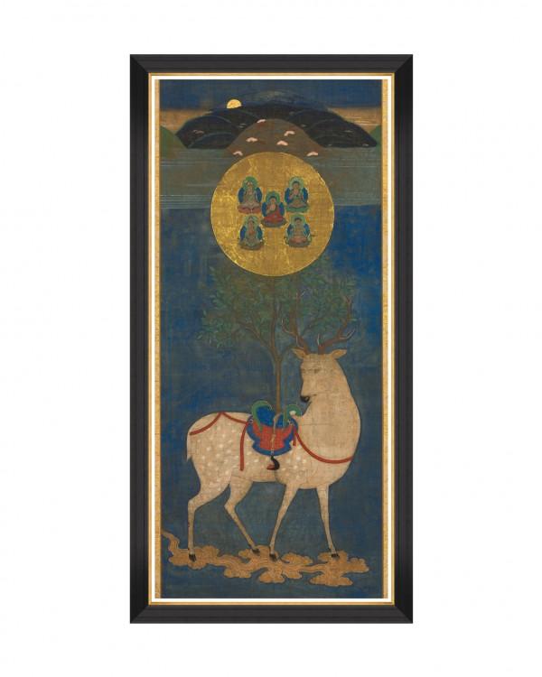 KASUGA MANDALA Framed Art
