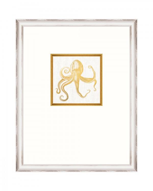 OCTOPUS Framed Linen