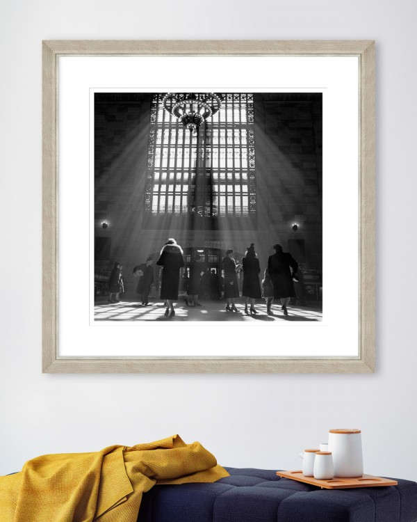 GRAND CENTRAL STATION Framed Art