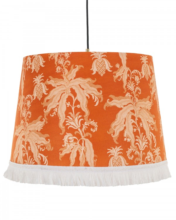 GUINEO Orange Pendant Lamp