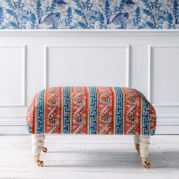 HUDSON STOOL - SAMOTHRAKI Fabric