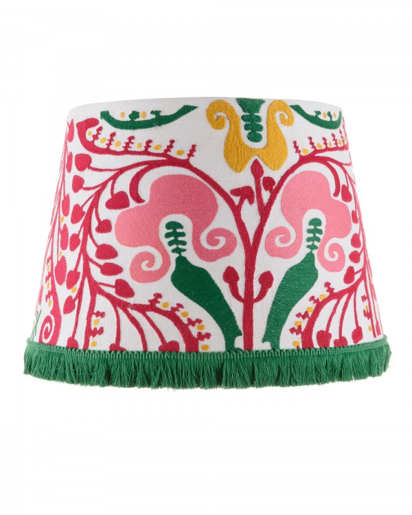 HUNGARIAN EMBROIDERY Embroidered Lampshade