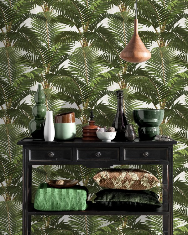 JARDIN TROPICAL Premium Wallpaper
