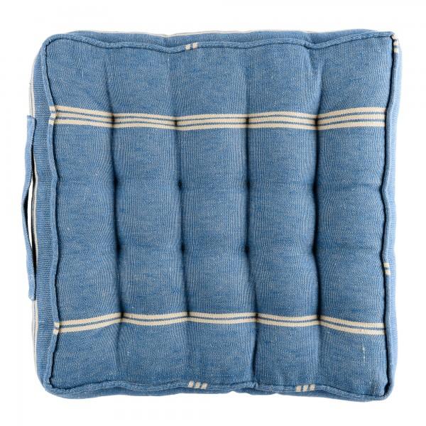 KATALIN STRIPE Linen Chair Cushion