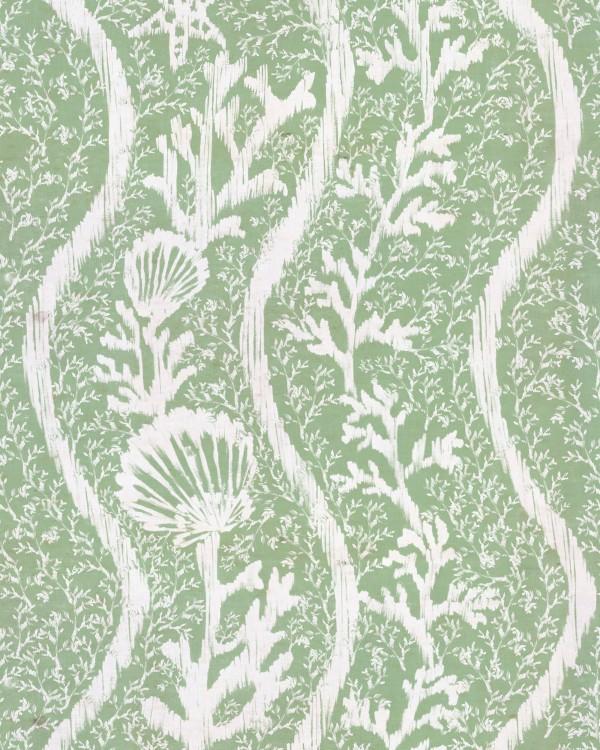 KORALION Mineral Green Wallpaper