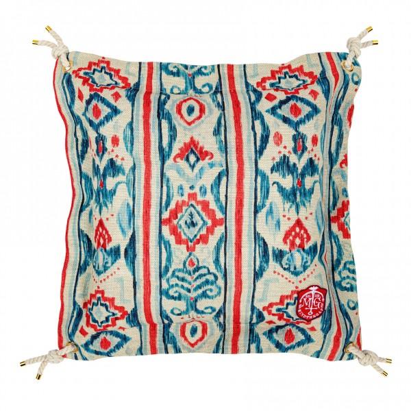 MEDITERRANEO IKAT Cushion