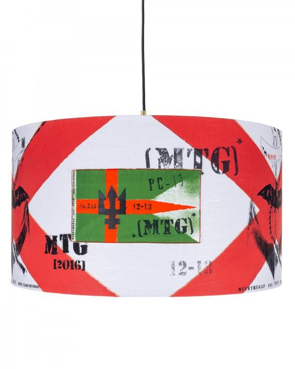 NAVAL FLAGS Pendant Lamp