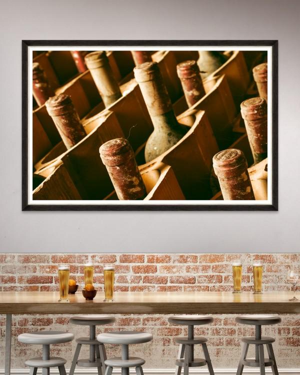 PREMIUM WINES Framed Art