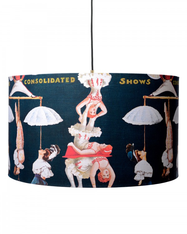 THE GREAT SHOW Black Pendant Lamp