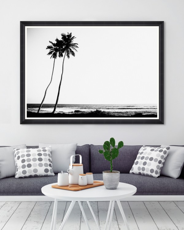 TROPICAL DAWN Framed Art