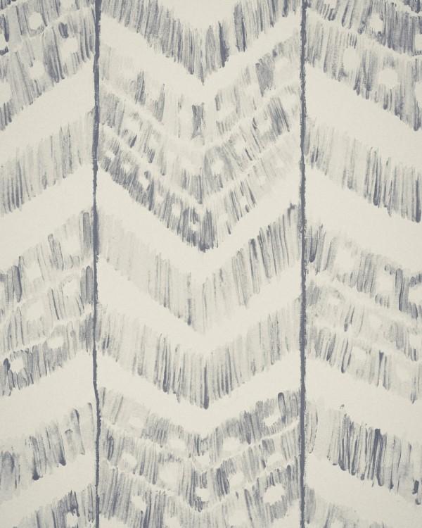 TURKISH IKAT Neutral Wallpaper
