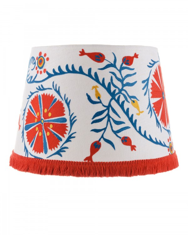 VIRAGOS Embroidered Lampshade
