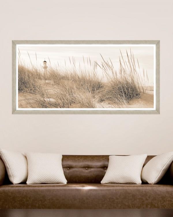 Whispering Grass Framed art