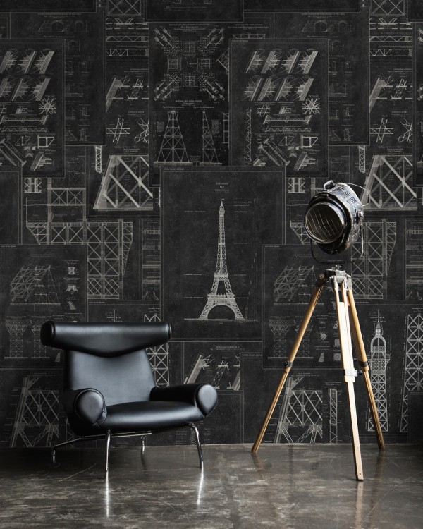 GRAND EIFFEL Anthracite