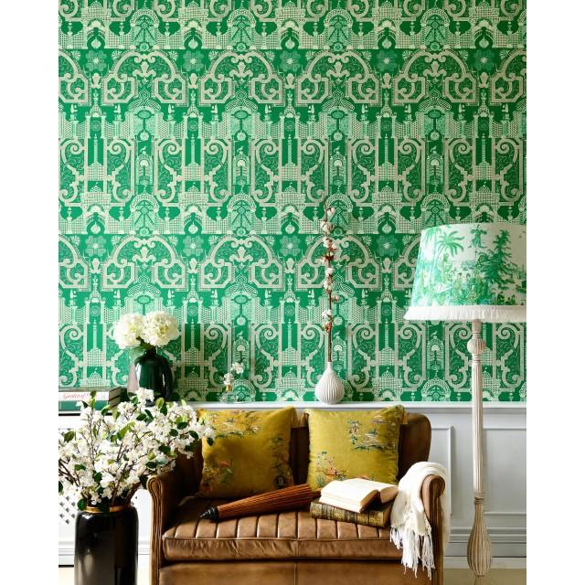 EMPEROR'S LABYRINTH Greenlake Wallpaper