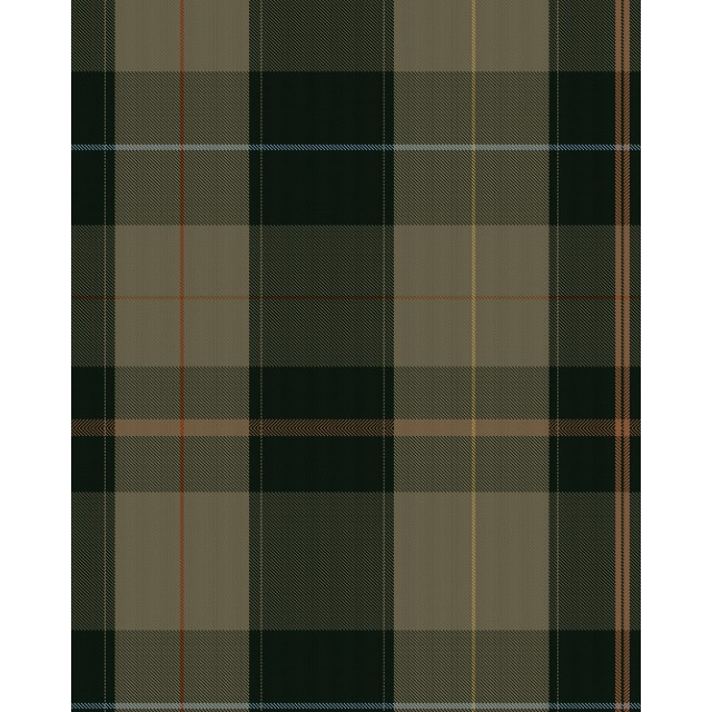EQUESTRIAN PLAID Khaki Wallpaper