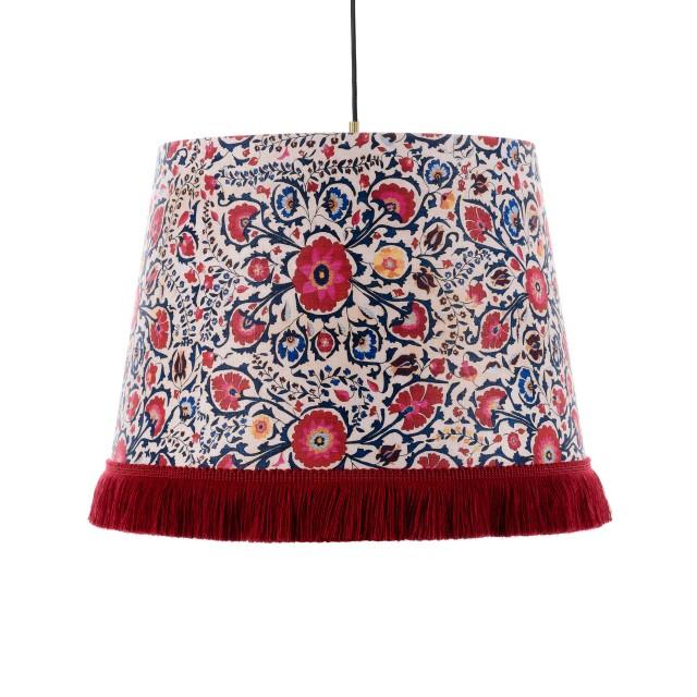 SUZANI FLORAL Pendant Lamp