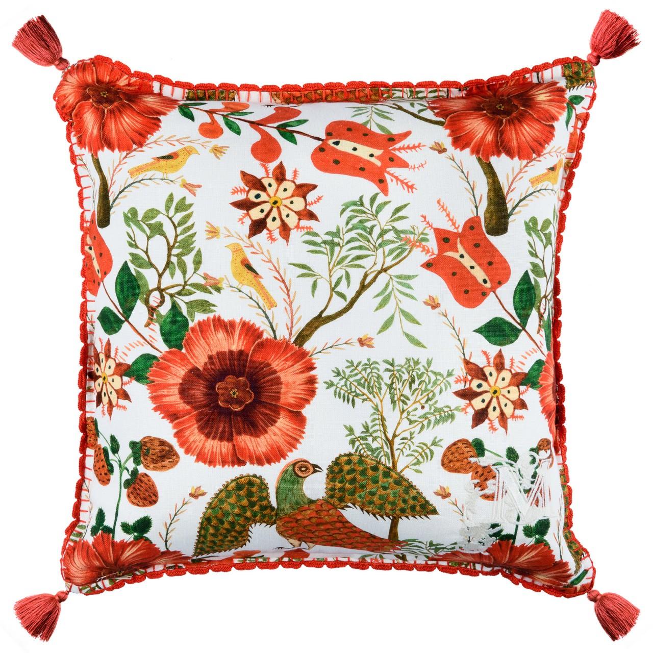 SZEKELY Linen Cushion