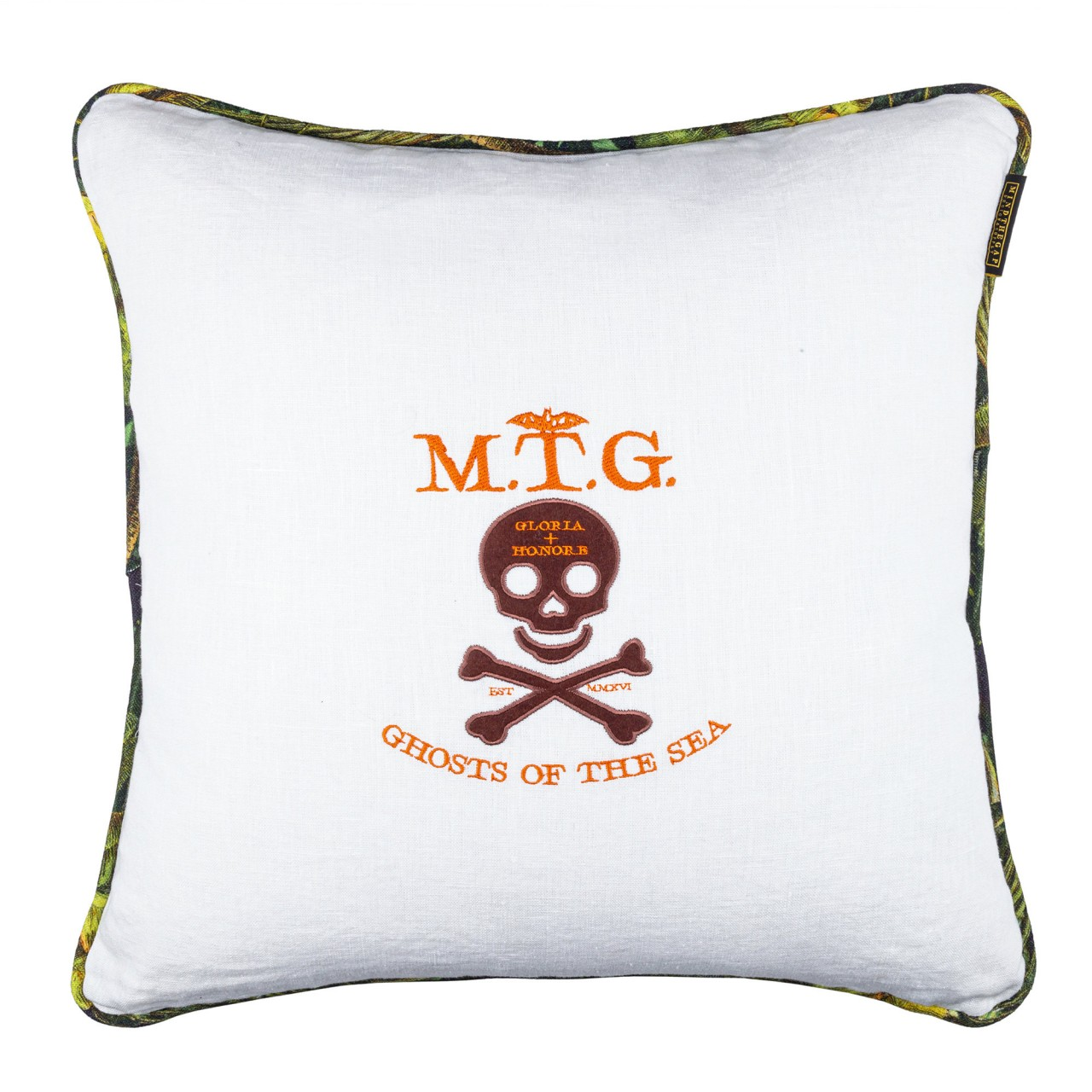GHOST OF THE SEA Cushion