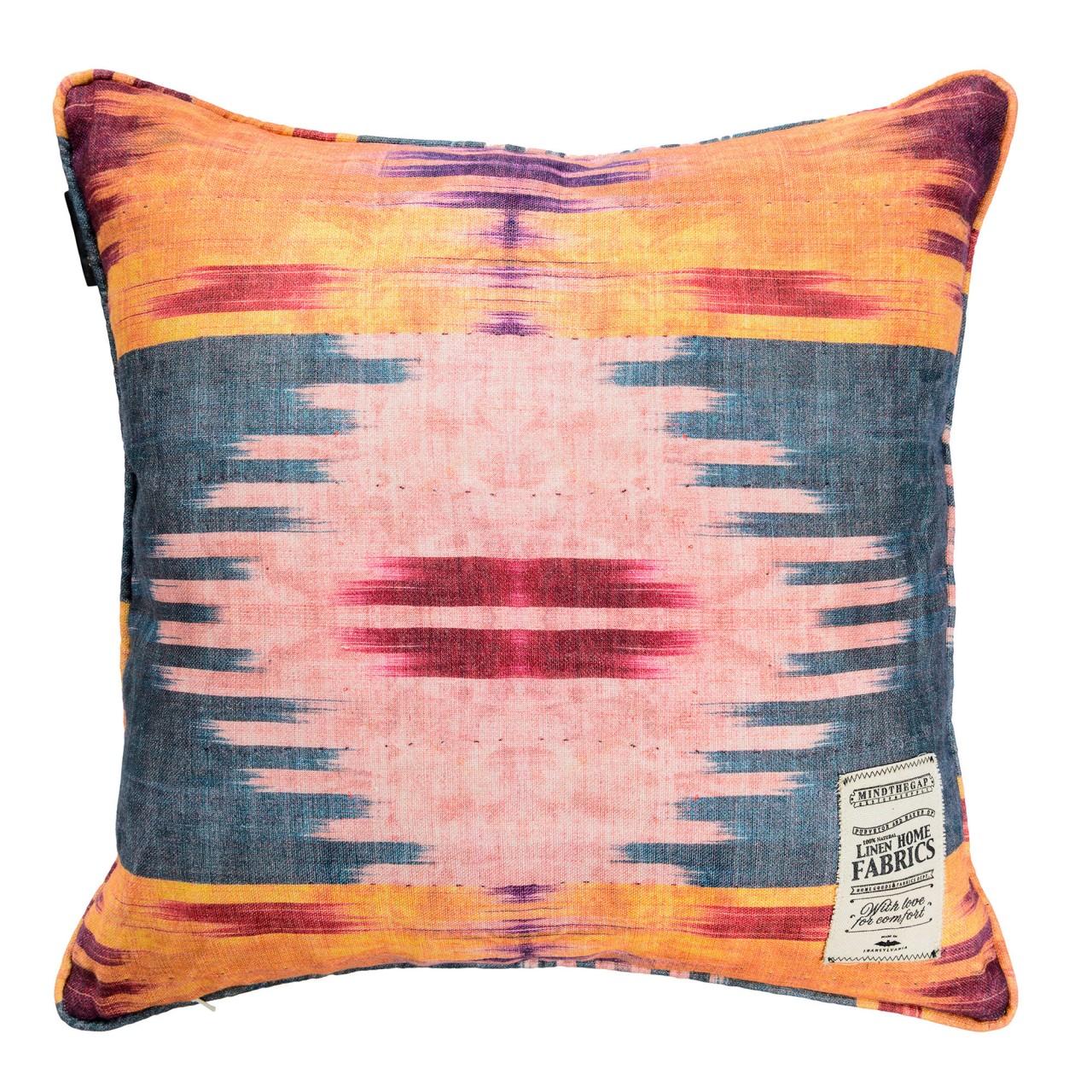 PATOLA Linen Cushion