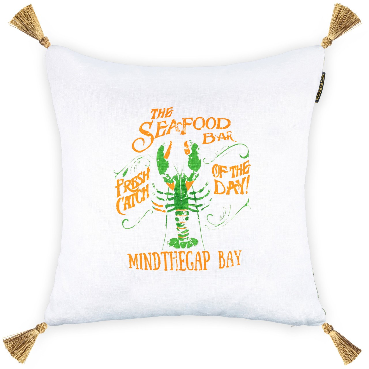 SEAFOOD BAR Cushion