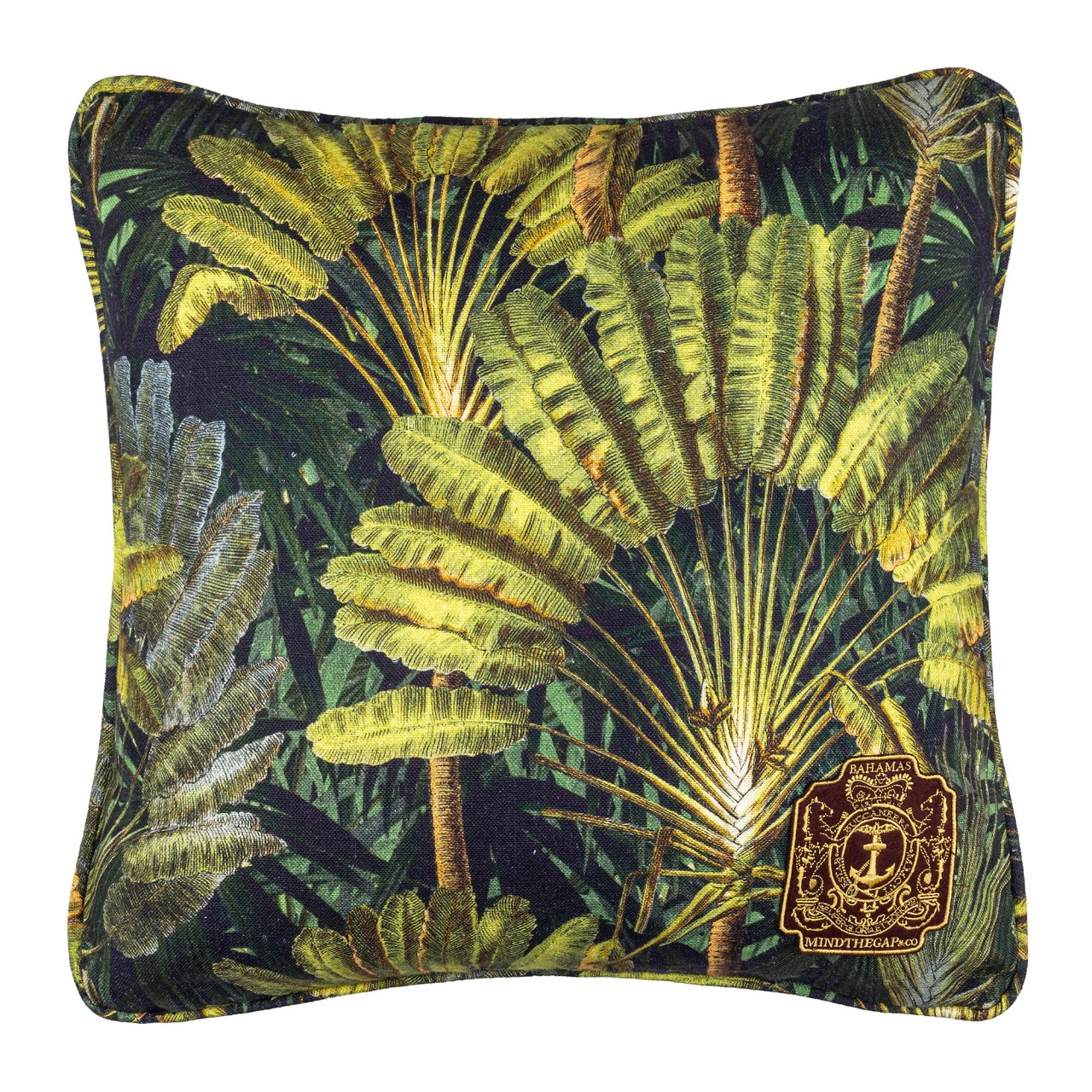 TRAVELLER'S PALM Cushion