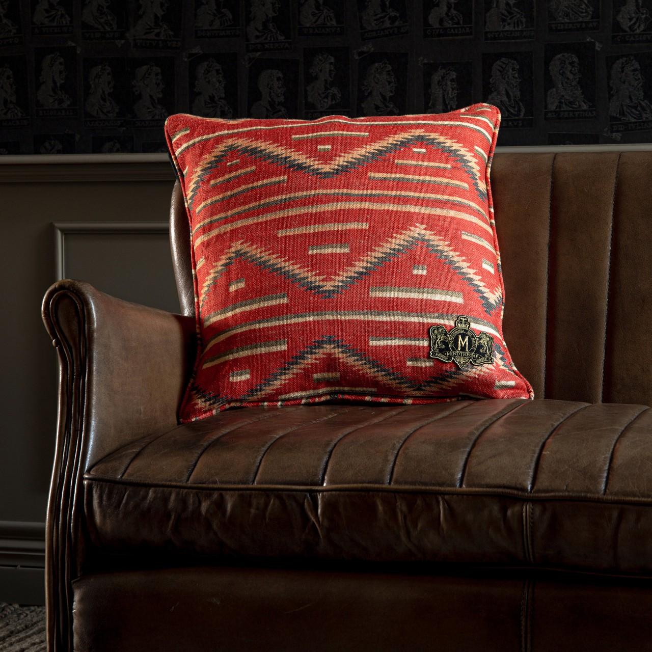 EYEDAZZLER Linen Cushion