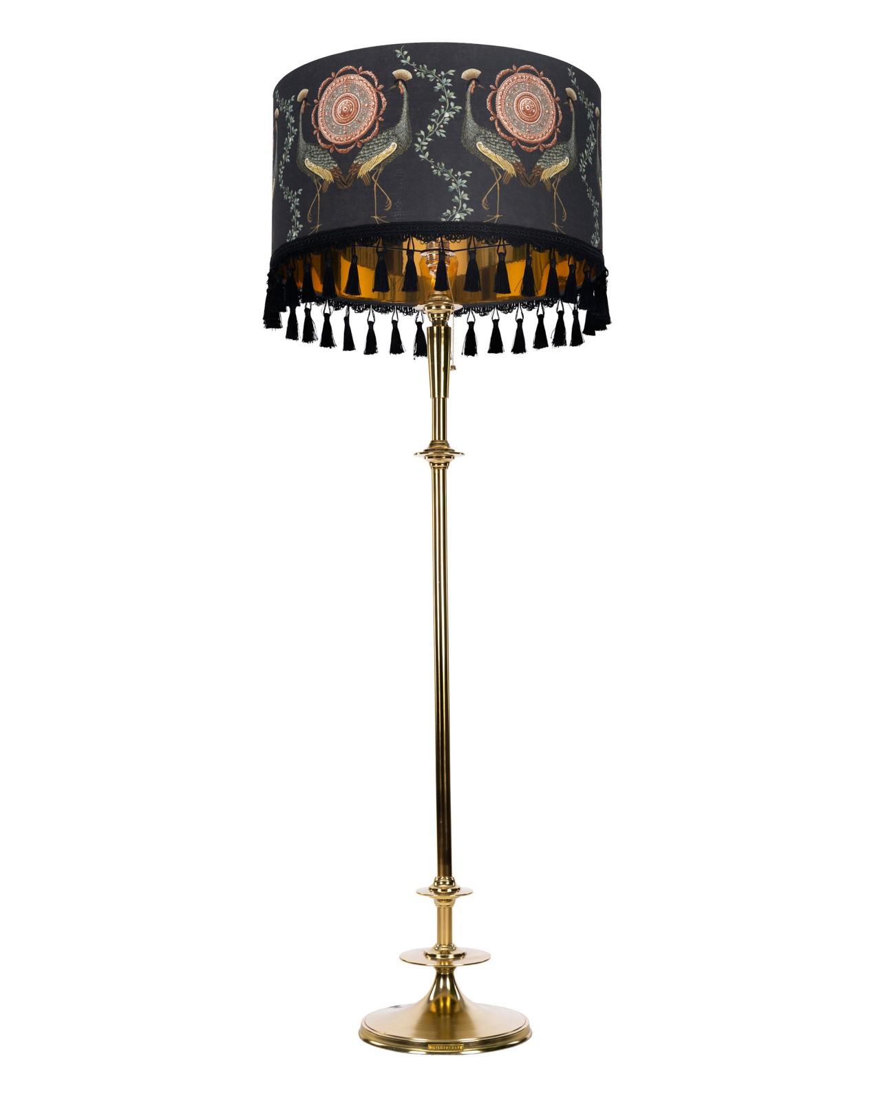 GARDEN BIRDS REGENCY Floor Lamp