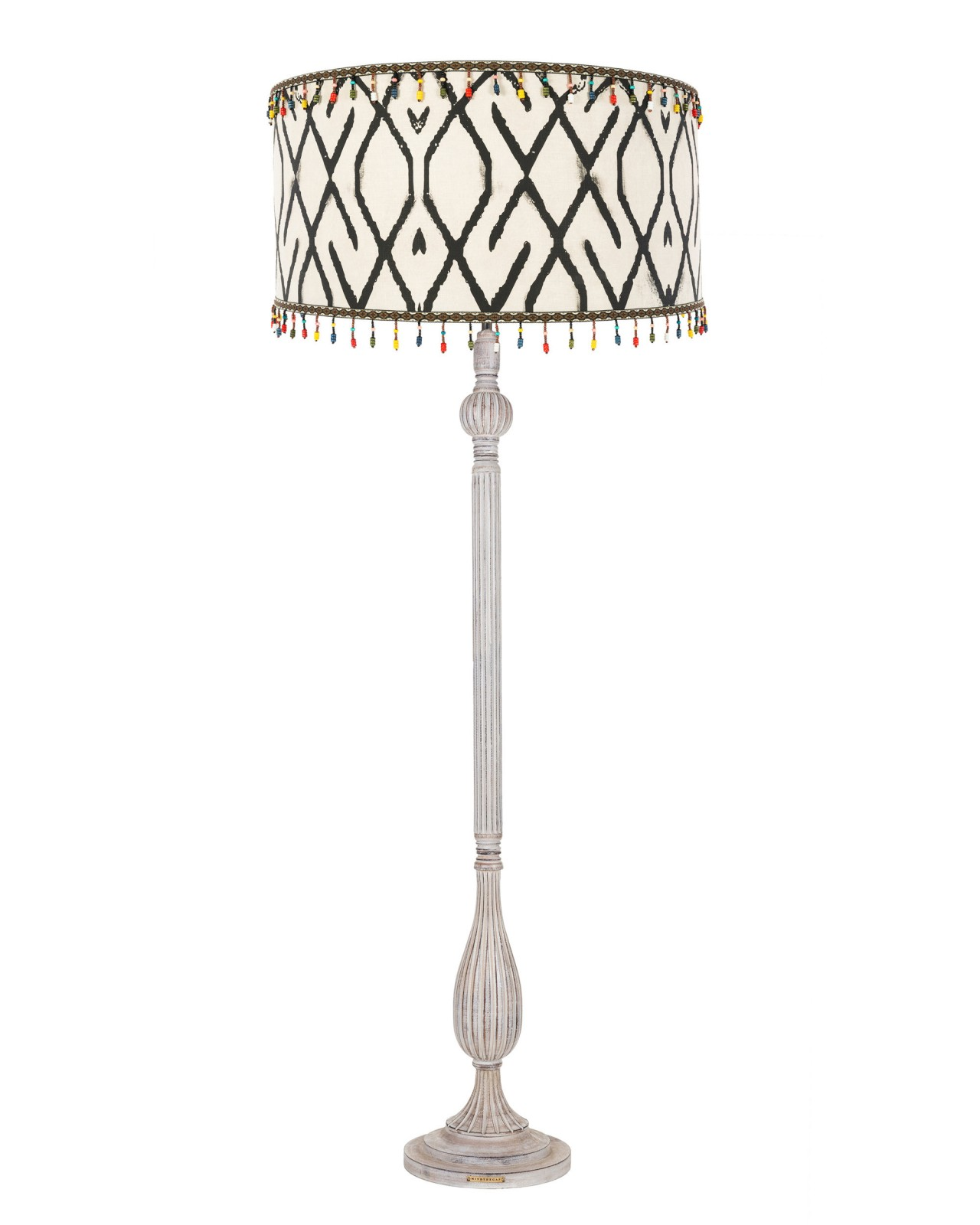 MUDCLOTH ARTISAN Floor Lamp