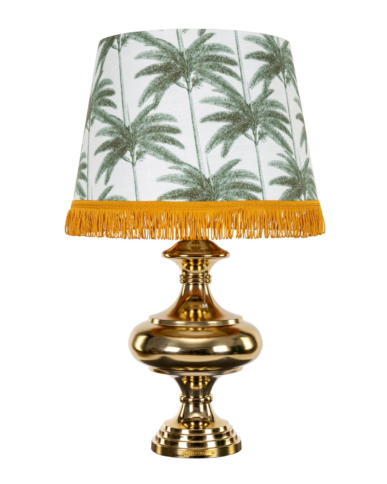 ORNAMENTAL PALMS KALASH Table Lamp