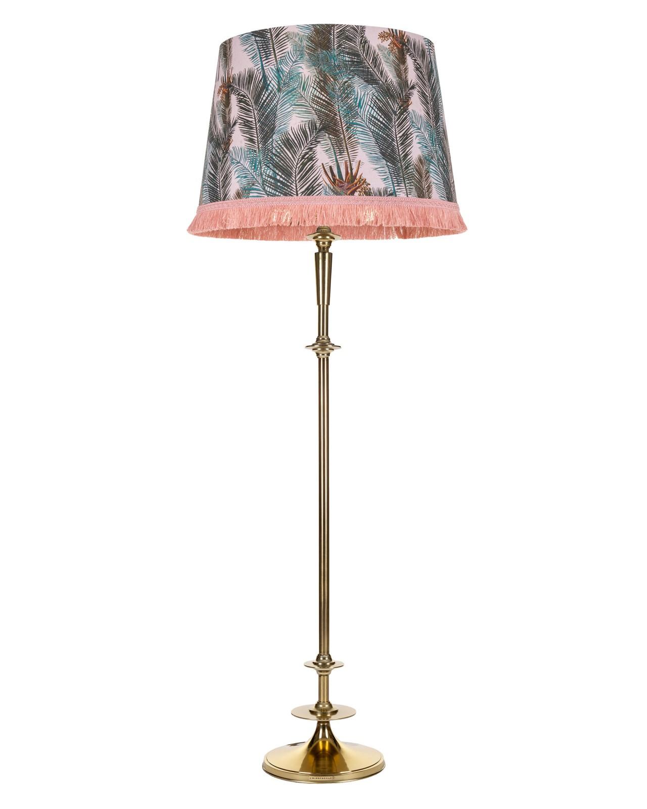PALM LEAVES REGENCY Floor Lamp