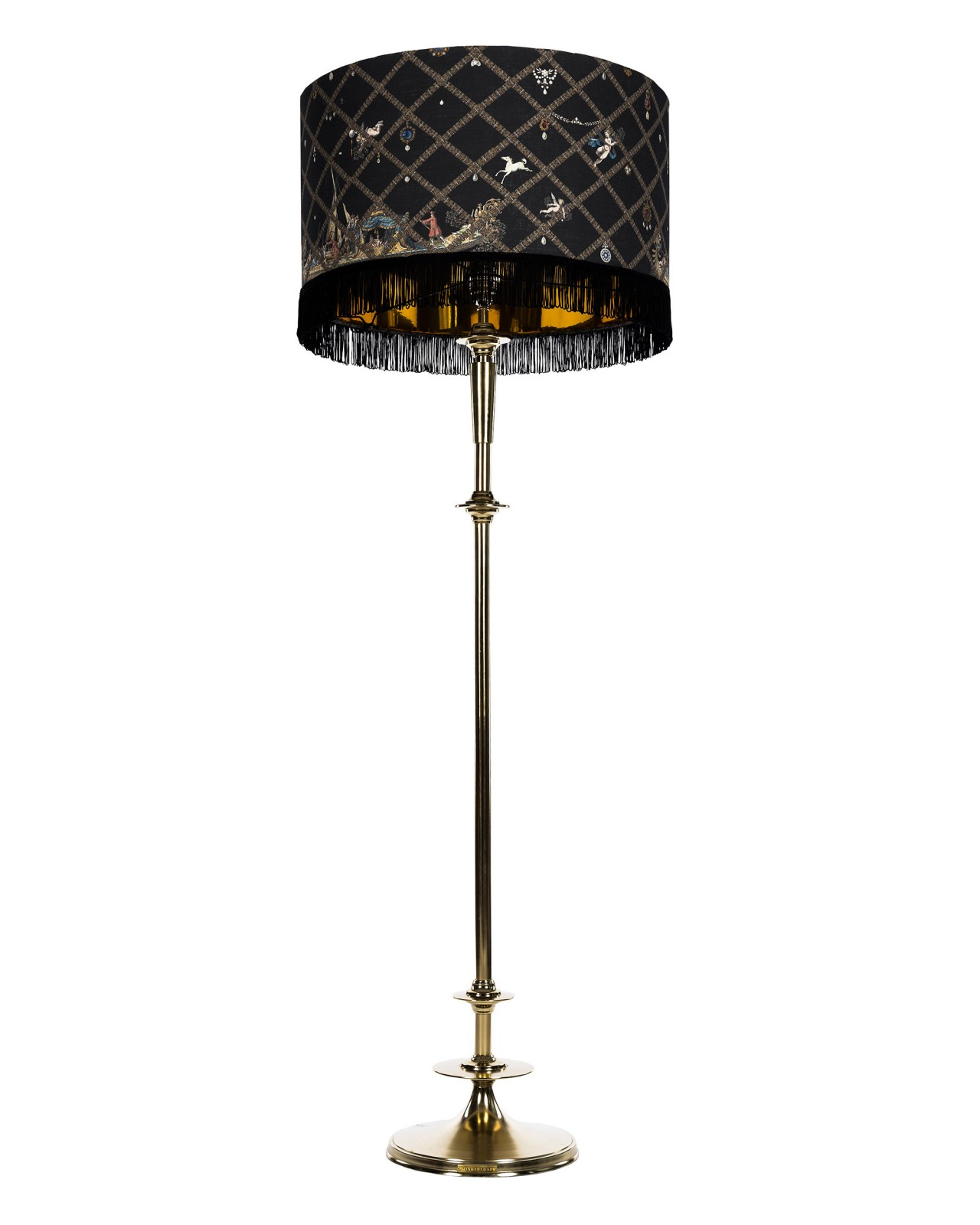 PRECIOUS LIFE REGENCY Floor Lamp