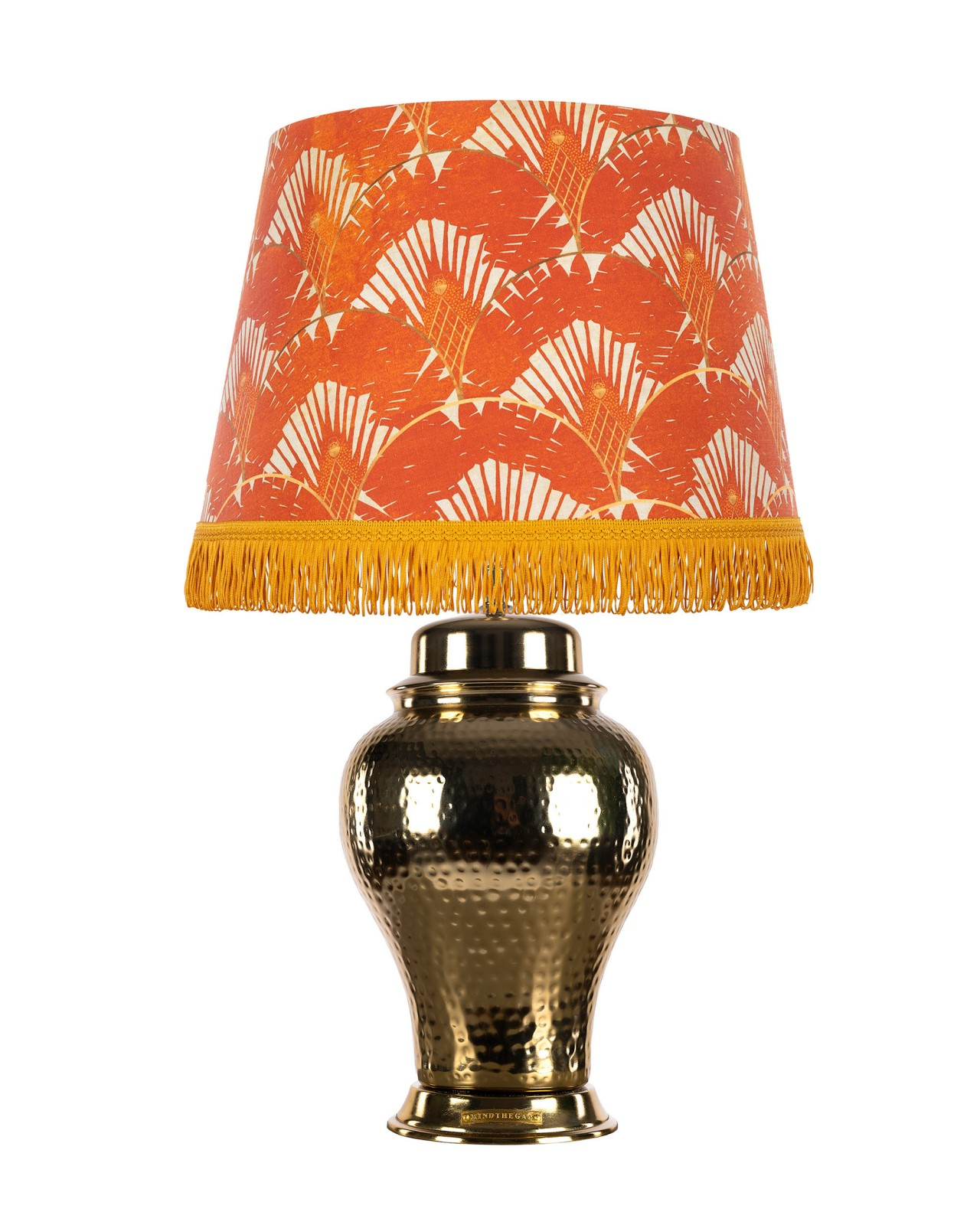RAVENALA Orange EMPIRE Table Lamp