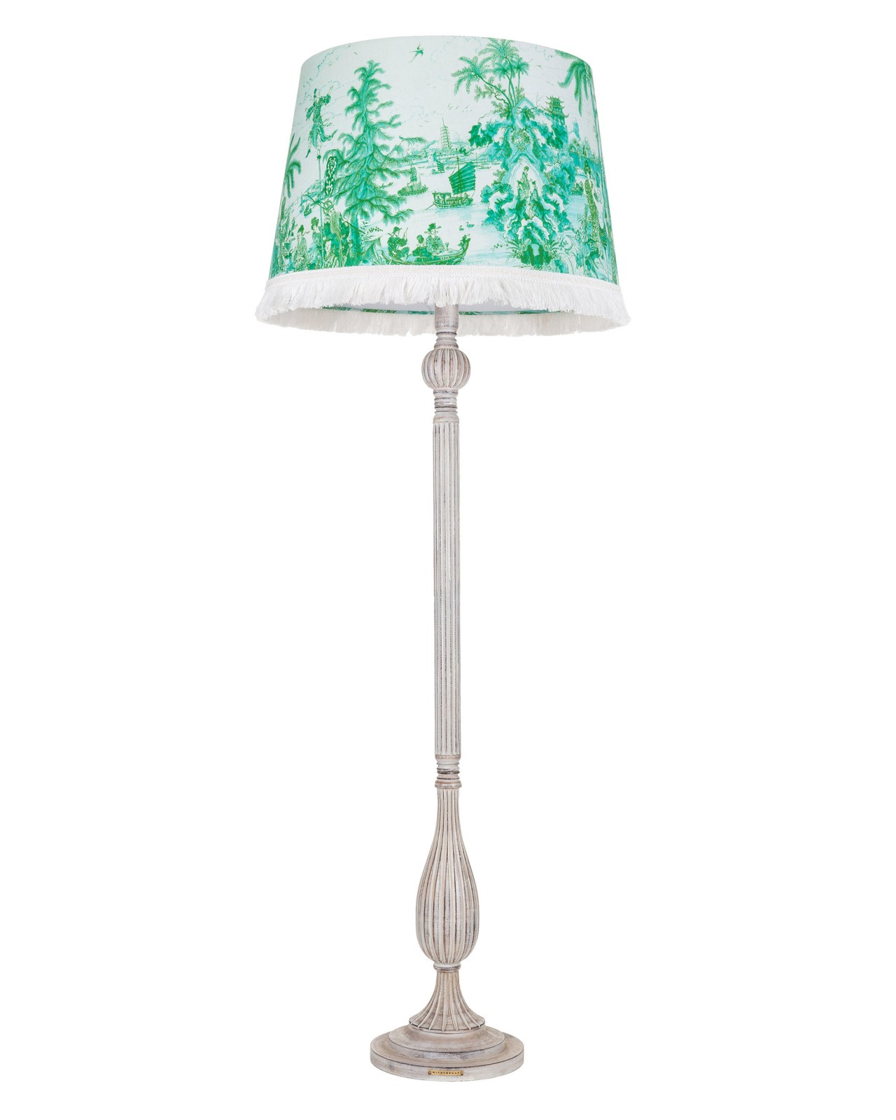 THE ISLAND ARTISAN Floor Lamp