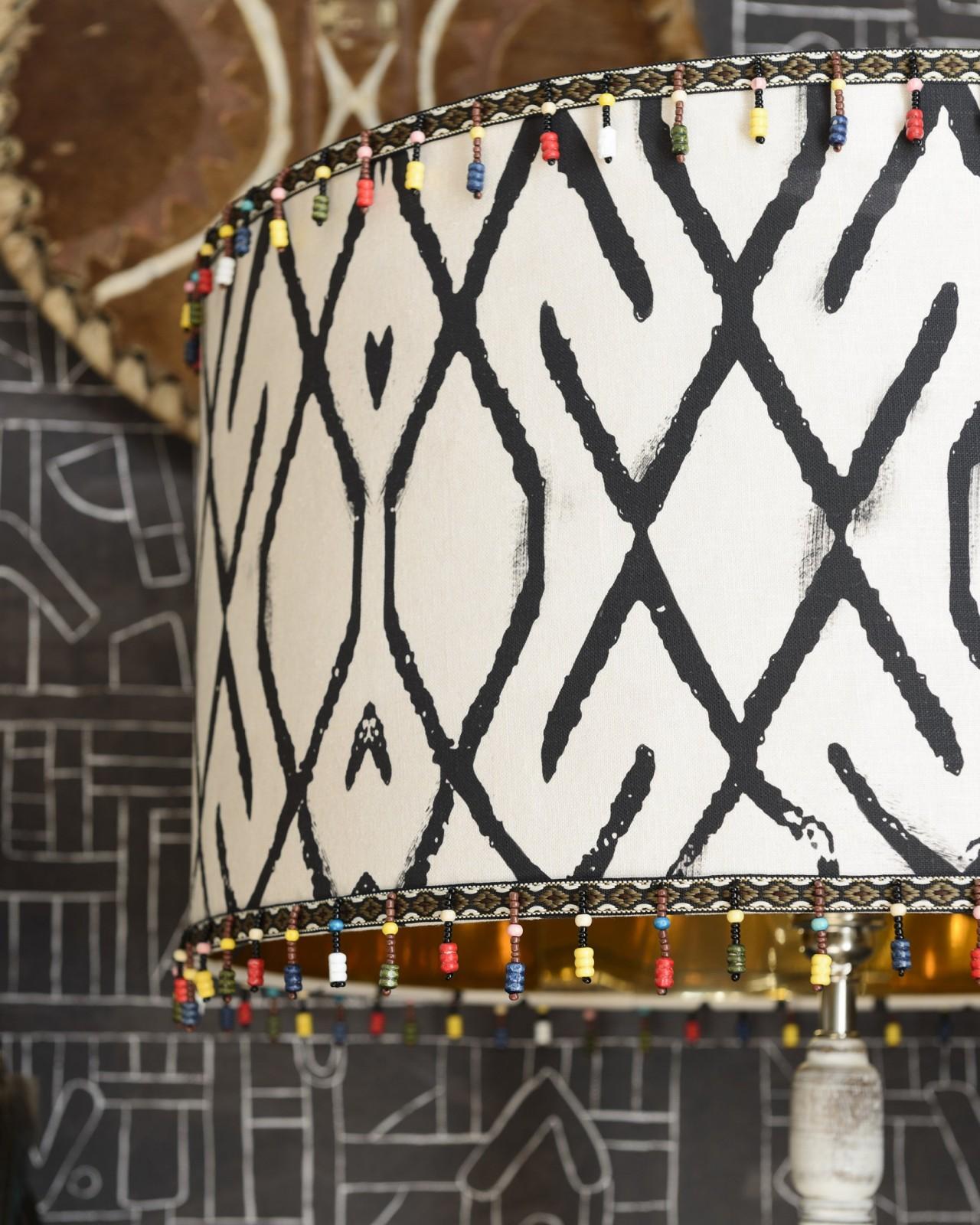 MUDCLOTH Pendant Lamp