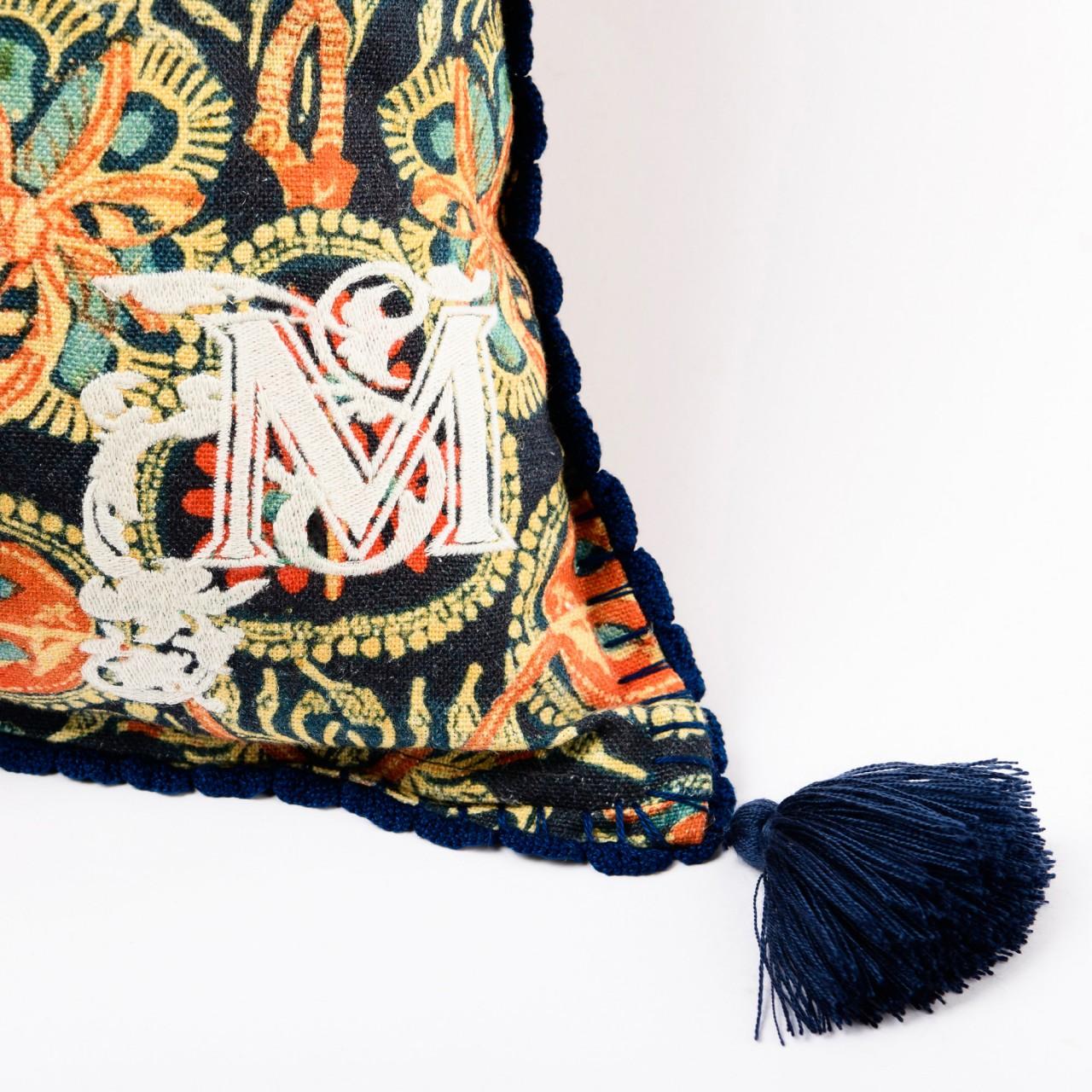 HEIRLOOM Linen Cushion