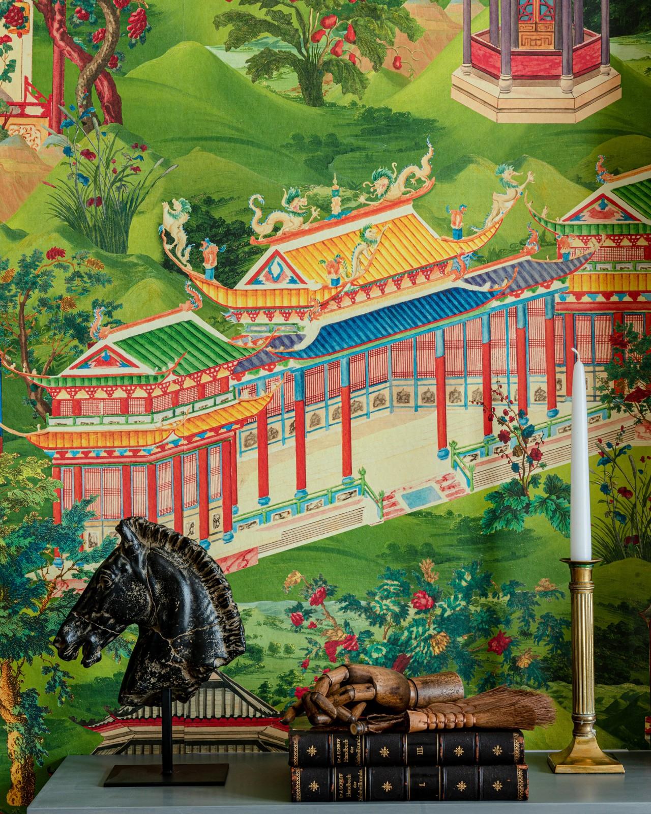 YUYUAN Wallpaper